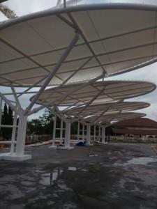 Canopy Membrane Alun Alun